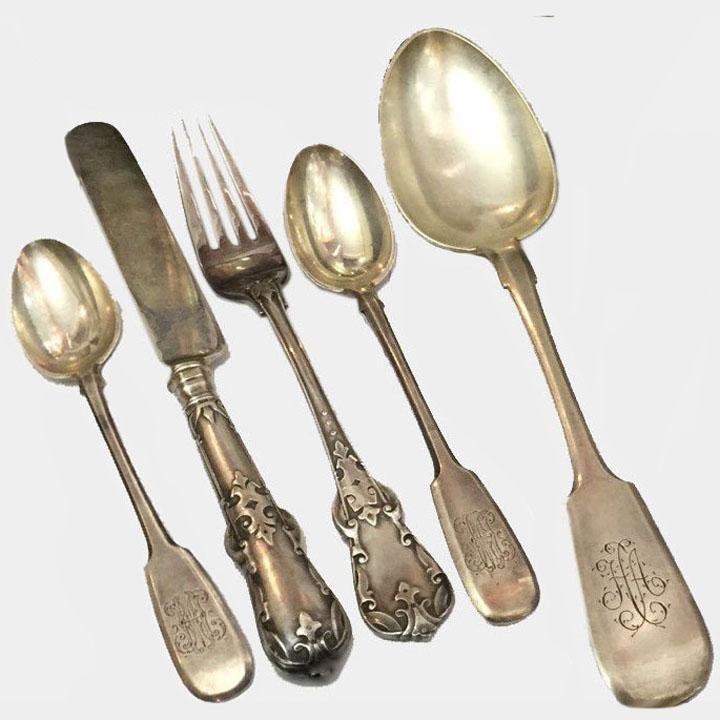 Купить столовое серебро в ломбарде в москве партнер инвест займы под птс