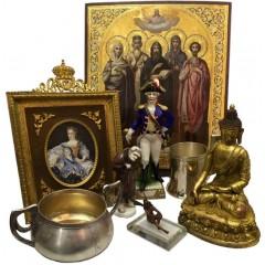 Оценить и продать антиквариат в Москве