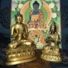 Буддийские статуэтки
