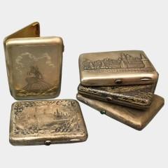 Оценить и продать антикварное серебро