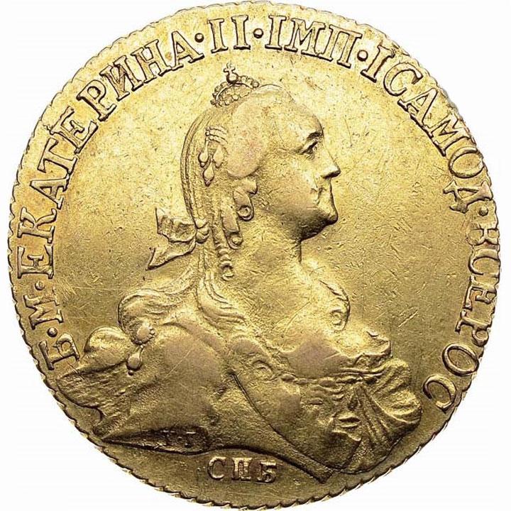 Сколько стоят монеты 18 века сколько стоит рубль 1727 спб портрет влево